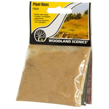 Woodland Scenics: Plant Hues