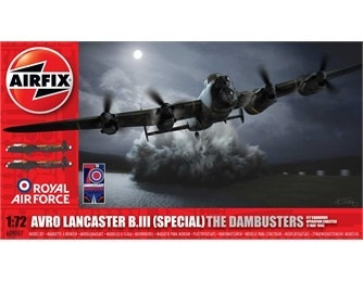 Airfix Avro Lancaster B.III The Dambusters 1:72