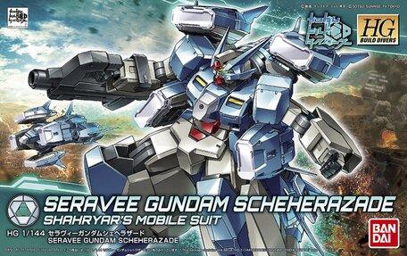GN-1001N Seravee Gundam Scheherazade