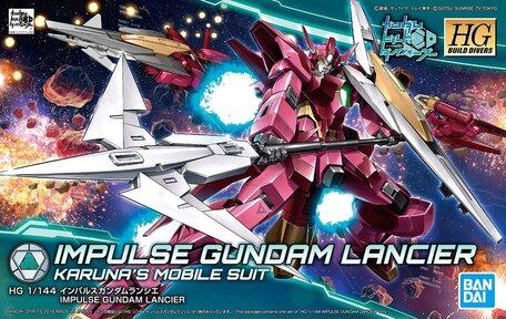 AGMF-X56S/l Impulse Gundam Lancier