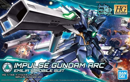 AGMF-X56S/a Impulse Gundam Arc