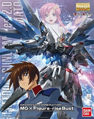 ZGMF-X10A Freedom Gundam Ver.2.0 & Kira Yamato