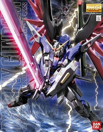 MG 1/100: ZGMF-X42S Destiny Gundam