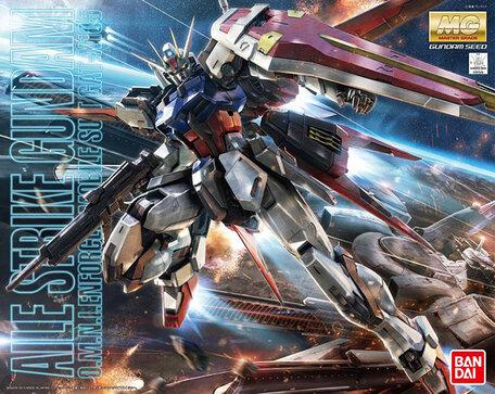 MG 1/100: GAT-X105 Aile Strike Gundam Ver.RM