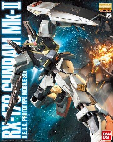 RX-178 Gundam Mk-II (A.E.U.G.) Version 2.0