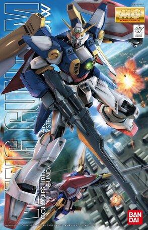 MG 1/100: XXXG-01W Wing Gundam