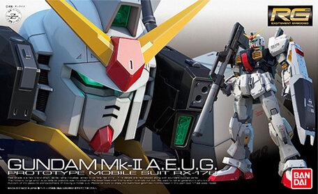 RG 1/144: RX-178 Gundam Mk-II A.E.U.G.