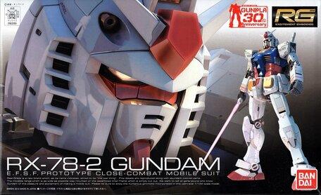 RG 1/144: RX-78-2 Gundam