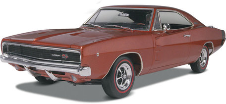 Revell 1968 Dodge Charger R/T 1:25