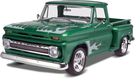 Revell 1965 Chevy Step Side 1:25