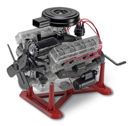 Revell Visible V-8 Engine 1:4