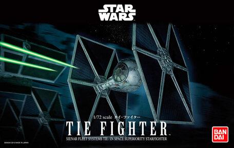Bandai Star Wars TIE Fighter 1:72