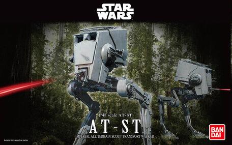 Bandai Star Wars AT ST 1:48
