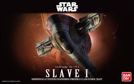 Bandai Star Wars Slave I 1:144