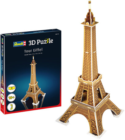 Revell 3D Puzzel The Eiffel Tower