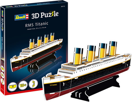 Revell 3D Puzzel RMS Titanic