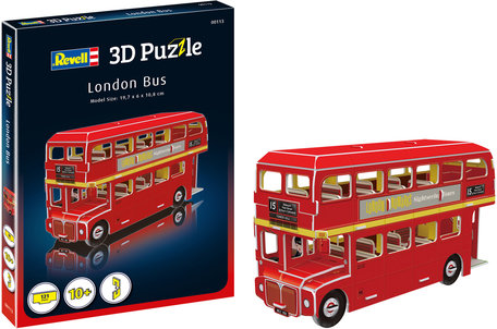 Revell 3D Puzzel London Bus
