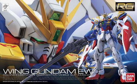 XXXG-01W Wing Gundam EW