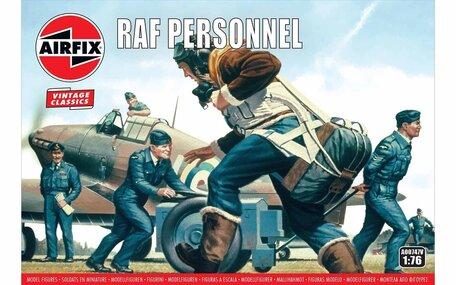 Airfix RAF Personnel 1:76