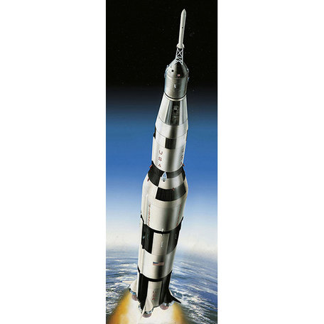 Revell Apollo 11 Saturn V Rocket 1:96