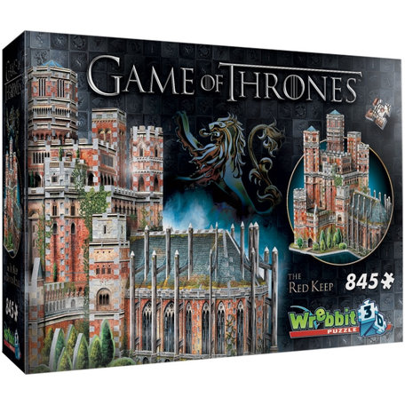 Wrebbit Game of Thrones The Red Keep