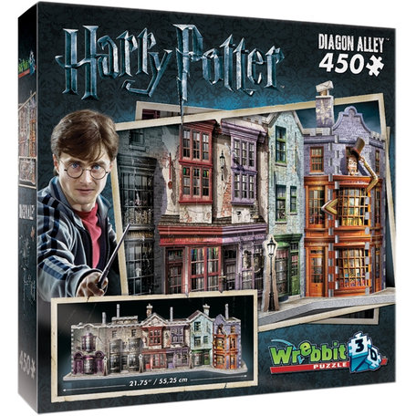 Wrebbit Harry Potter Diagon Alley