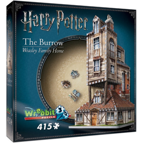 Wrebbit Harry Potter The Burrow