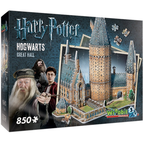 Wrebbit Harry Potter Hogwarts Great Hall