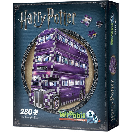 Wrebbit Harry Potter The Knight Bus