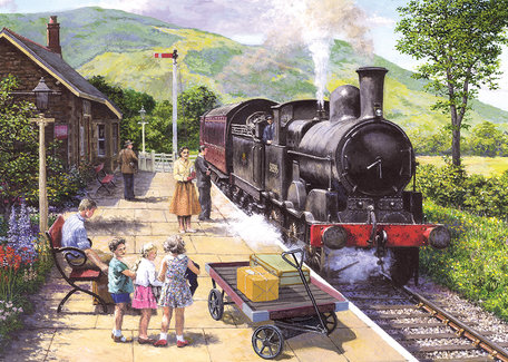 Gibsons All Aboard to Keswick