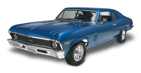 Revell 1969 Chevy Nova SS 1:25