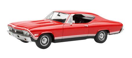 Revell 1968 Chevelle SS 396 1:25