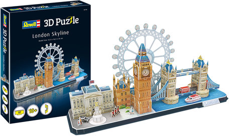Revell 3D Puzzel London Skyline