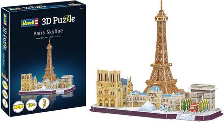 Revell 3D Puzzel Paris Skyline