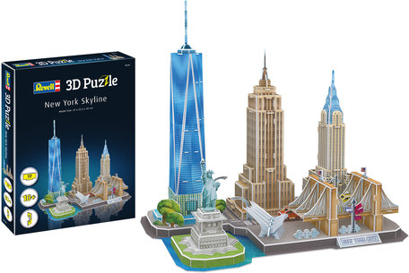 Revell 3D Puzzel New York Skyline