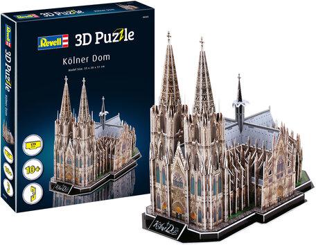Revell 3D Puzzel Kölner Dom