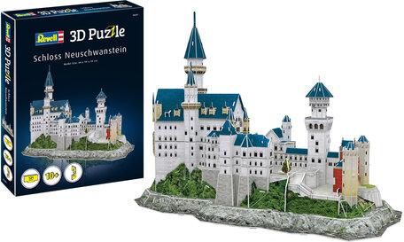 Revell 3D Puzzel Schloss Neuschwanstein