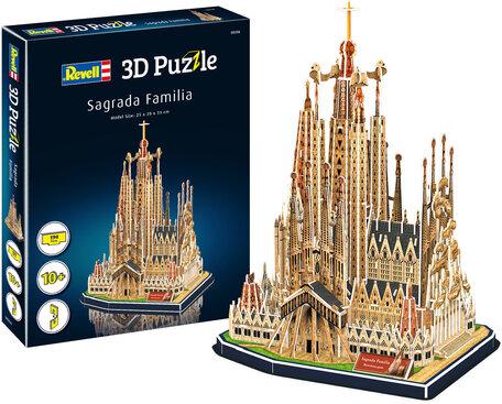 Revell 3D Puzzel Sagrada Familia
