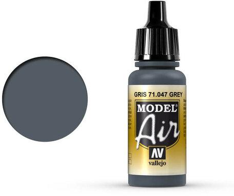 047. Vallejo Model Air: Grey (71.047)