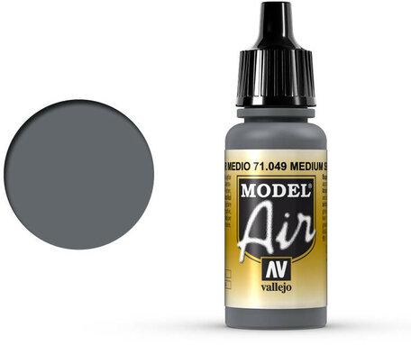 049. Vallejo Model Air: Sea Grey (71.049)