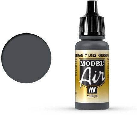 052. Vallejo Model Air: Anthracite Grey (71.052)