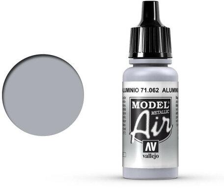 062. Vallejo Model Air: Aluminium (71.062)