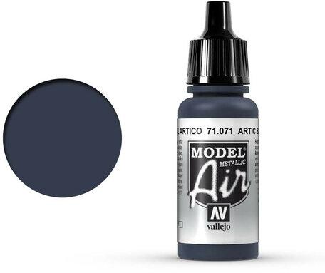 071. Vallejo Model Air: Arctic Blue (71.071)