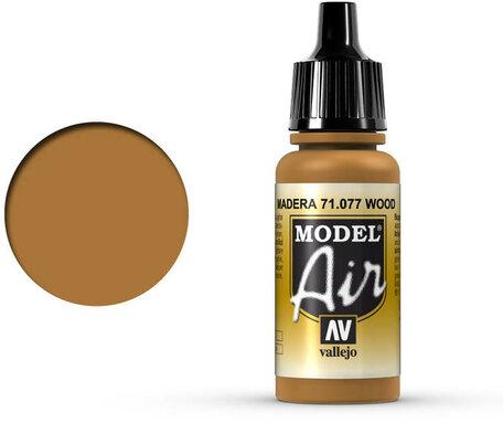 077. Vallejo Model Air: Wood (71.077)