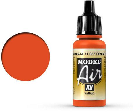 083. Vallejo Model Air: Orange (71.083)
