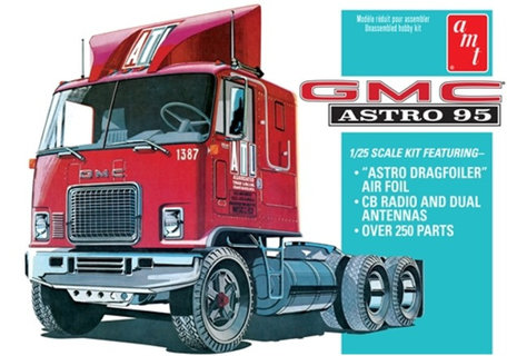 AMT GMC Astro 95 1:25