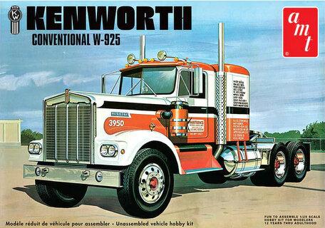 AMT Kenworth Conventional W-925 1:25