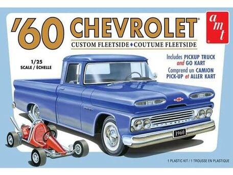 AMT 1960 Chevrolet 1:25