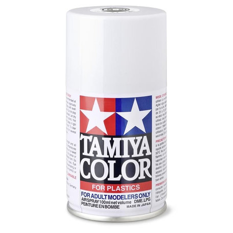 Tamiya TS-101: Base White