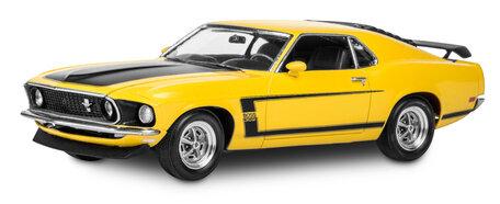 Revell 69 Boss 302 Mustang 1:25